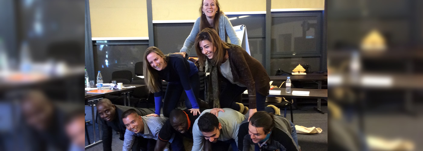 Building Trusting Teams, International Diploma in Humanitarian Assistance, Geneva 2015